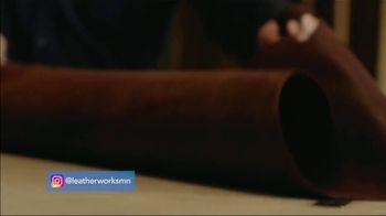 2020 Honda Accord TV Spot, 'Leather Works Minnesota' [T2] - Thumbnail 2