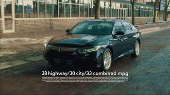 2020 Honda Accord TV Spot, 'Leather Works Minnesota' [T2] - Thumbnail 3