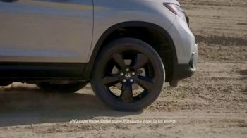 Honda TV Spot, 'Have Some Fun This Year' [T2] - Thumbnail 9