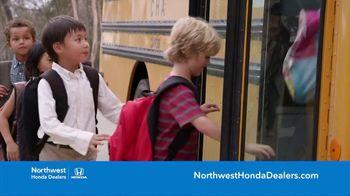 Honda TV Spot, 'Northwest Honda Dealers: School Is Better' [T2] - Thumbnail 1