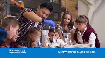 Honda TV Spot, 'Northwest Honda Dealers: School Is Better' [T2] - Thumbnail 2