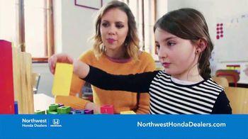 Honda TV Spot, 'Northwest Honda Dealers: School Is Better' [T2] - Thumbnail 5