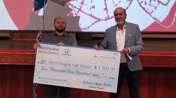 Honda TV Spot, 'Northwest Honda Dealers: School Is Better' [T2] - Thumbnail 6