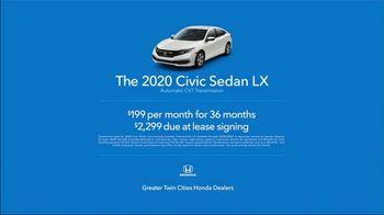 2020 Honda Civic TV Spot, 'Life Is Better: Minneapolis Craft Market' [T2] - Thumbnail 9