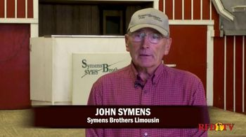 Symens Brothers Limousin Bull & Female Production Sale TV Spot, 'Treats Cattle and Customers Right' - Thumbnail 2
