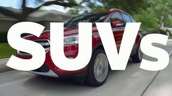 AutoNation 1Price Pre-Owned Event TV Spot, 'Cars, Trucks and SUVs' - Thumbnail 3