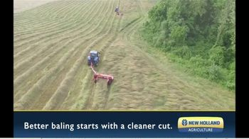 New Holland Agriculture TV Spot, 'Starts With a Cleaner Cut' - Thumbnail 1