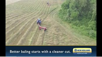 New Holland Agriculture TV Spot, 'Starts With a Cleaner Cut' - Thumbnail 2