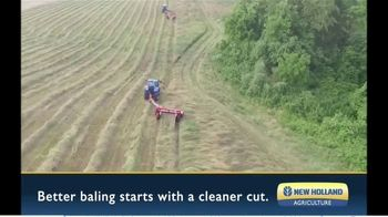 New Holland Agriculture TV Spot, 'Starts With a Cleaner Cut' - Thumbnail 3