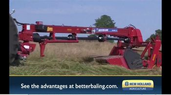 New Holland Agriculture TV Spot, 'Starts With a Cleaner Cut' - Thumbnail 4