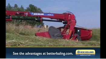 New Holland Agriculture TV Spot, 'Starts With a Cleaner Cut' - Thumbnail 5