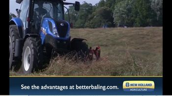 New Holland Agriculture TV Spot, 'Starts With a Cleaner Cut' - Thumbnail 6