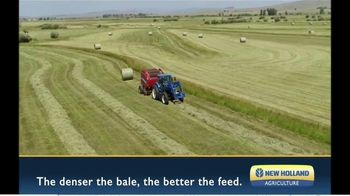 New Holland Agriculture TV Spot, 'Starts With a Cleaner Cut' - Thumbnail 7