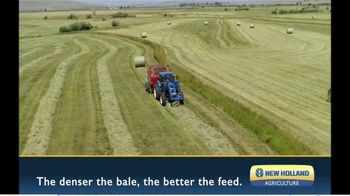 New Holland Agriculture TV Spot, 'Starts With a Cleaner Cut' - Thumbnail 8