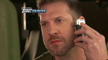 Bell + Howell Tac Shaver TV Spot, 'Rápida y suave' con Nick Bolton [Spanish] - Thumbnail 6