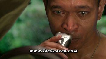 Bell + Howell Tac Shaver TV Spot, 'Rápida y suave' con Nick Bolton [Spanish] - Thumbnail 7