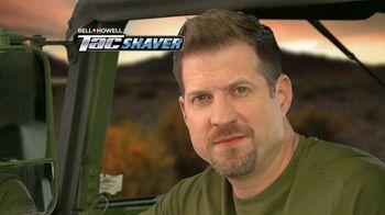 Bell + Howell Tac Shaver TV Spot, 'Rápida y suave' con Nick Bolton [Spanish] - Thumbnail 8