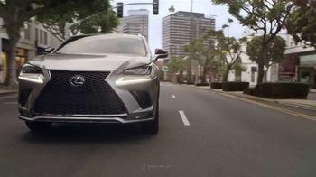2020 Lexus NX TV Spot, 'Glide' [T1] - Thumbnail 1