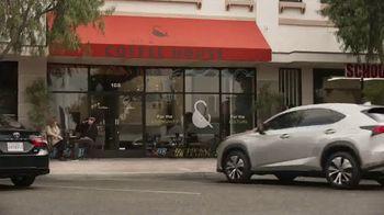 2020 Lexus NX TV Spot, 'Glide' [T1] - Thumbnail 2