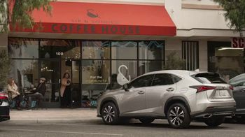 2020 Lexus NX TV Spot, 'Glide' [T1] - Thumbnail 4