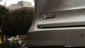 2020 Lexus NX TV Spot, 'Glide' [T1] - Thumbnail 6