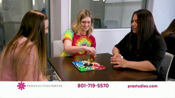 PRA Health Sciences TV Spot, 'Clinical Research Study: Earn up to $2,250'