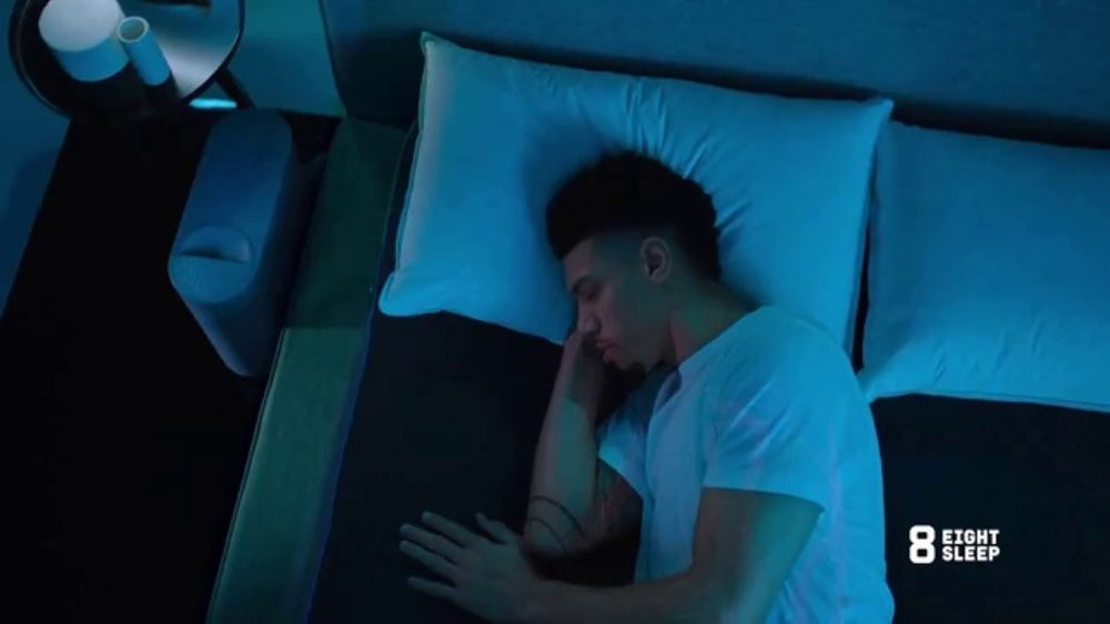 Eight Sleep TV Commercial, 'Training 24 Hours' Featuring Danny Green