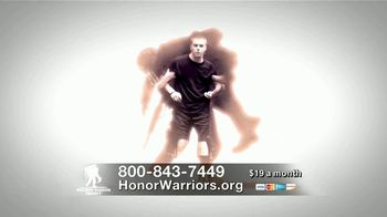 Wounded Warrior Project TV Spot, 'Stories' Featuring Trace Adkins - 55 commercial airings