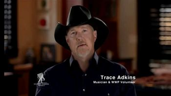 Wounded Warrior Project TV Spot, 'Stories' Featuring Trace Adkins - Thumbnail 1