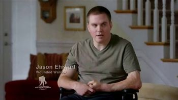 Wounded Warrior Project TV Spot, 'Stories' Featuring Trace Adkins - Thumbnail 2