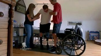 Wounded Warrior Project TV Spot, 'Stories' Featuring Trace Adkins