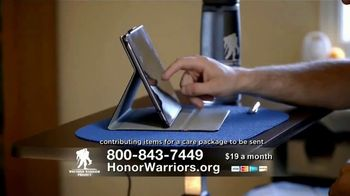 Wounded Warrior Project TV Spot, 'Stories' Featuring Trace Adkins - Thumbnail 5