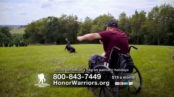 Wounded Warrior Project TV Spot, 'Stories' Featuring Trace Adkins - Thumbnail 6