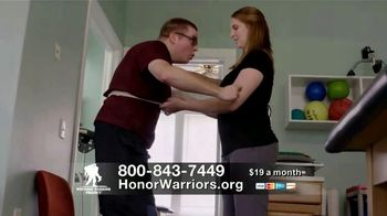 Wounded Warrior Project TV Spot, 'Stories' Featuring Trace Adkins - Thumbnail 7