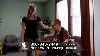 Wounded Warrior Project TV Spot, 'Stories' Featuring Trace Adkins - Thumbnail 8