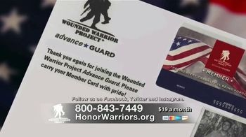 Wounded Warrior Project TV Spot, 'Stories' Featuring Trace Adkins - Thumbnail 9
