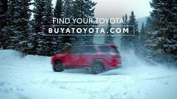 Toyota TV Spot, 'Dear Winter' [T2] - Thumbnail 7