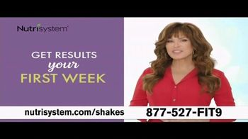 Nutrisystem Personal Plans TV Spot, 'Designed for You: 45% Off' Featuring Marie Osmond - 232 commercial airings