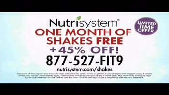 Nutrisystem Personal Plans TV Spot, 'Designed for You: 45 Percent Off' Featuring Marie Osmond - Thumbnail 10