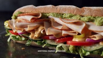 Subway App TV Spot, 'Buy One Footlong, Get One Free' - Thumbnail 6