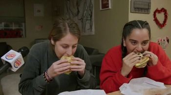 Burger King Croissan'wich TV Spot, 'College Kids' - 3929 commercial airings