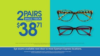 Eyemart Express TV Spot, 'Tax Refund' - Thumbnail 6