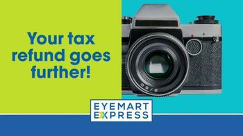 Eyemart Express TV Spot, 'Tax Refund'