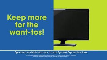 Eyemart Express TV Spot, 'Tax Refund' - Thumbnail 4