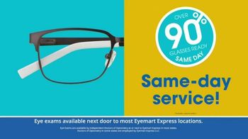 Eyemart Express TV Spot, 'Tax Refund' - Thumbnail 5