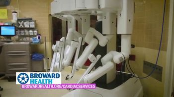 Broward Health TV Spot, 'Health File: Chest Discomfort' - Thumbnail 2
