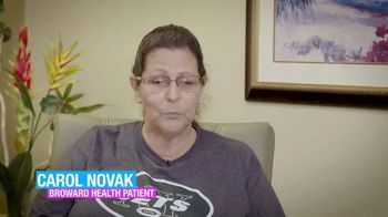 Broward Health TV Spot, 'Health File: Chest Discomfort' - Thumbnail 3