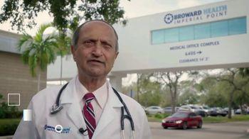 Broward Health TV Spot, 'Health File: Chest Discomfort' - Thumbnail 5