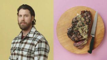 Golden Corral Endless Sirloin + Seafood TV Spot, 'Por un tiempo limitado' canción de Alvin Cash [Spanish] - Thumbnail 2