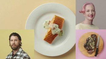 Golden Corral Endless Sirloin + Seafood TV Spot, 'Por un tiempo limitado' canción de Alvin Cash [Spanish] - Thumbnail 8